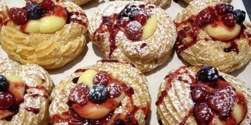 Le 10 pasticcerie di Roma in cui mangiare zeppole di San Giuseppe preparate a regola d'arte