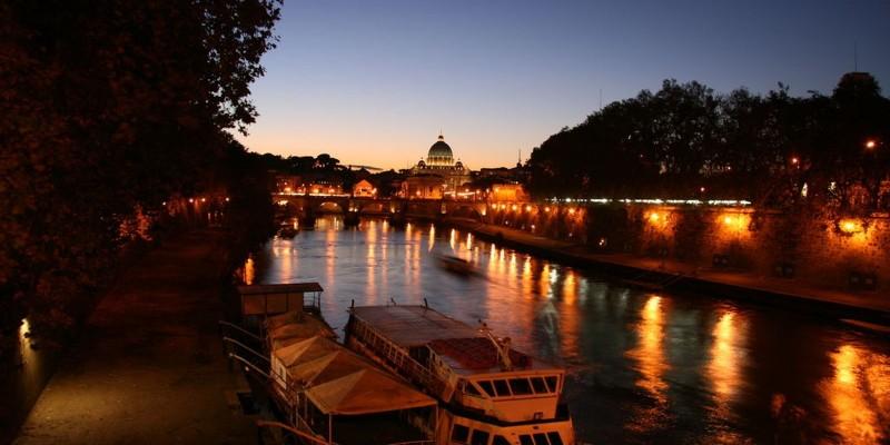 Prime serate di primavera: 5 cose da fare assolutamente a Roma