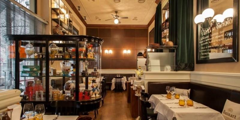 Dove fare l'aperitivo con ostriche e champagne a Milano