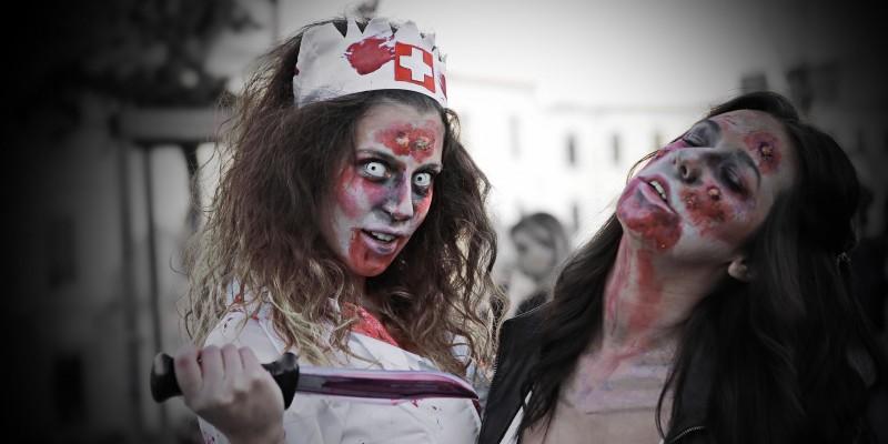 Le feste di Halloween a Bari e Barletta