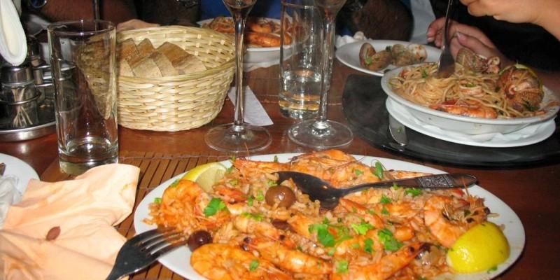 7 ottimi ristoranti per la mangiata di pesce che non sono a Venezia