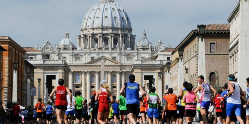 I 5 luoghi più belli per andare a correre a Roma