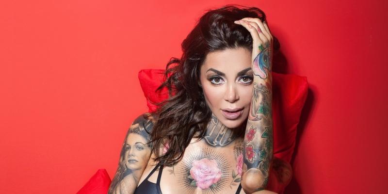 Amandha Fox ed Elena Grimaldi special guest di febbraio al Kiss & Kiss