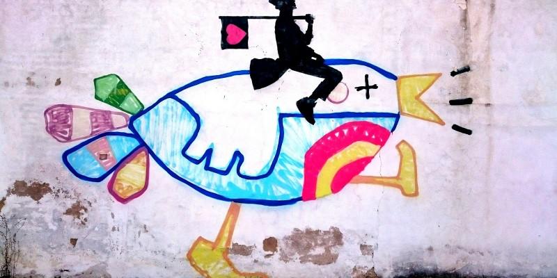 Street-art in Veneto: i murales da vedere assolutamente anche se non sono dei Banksy