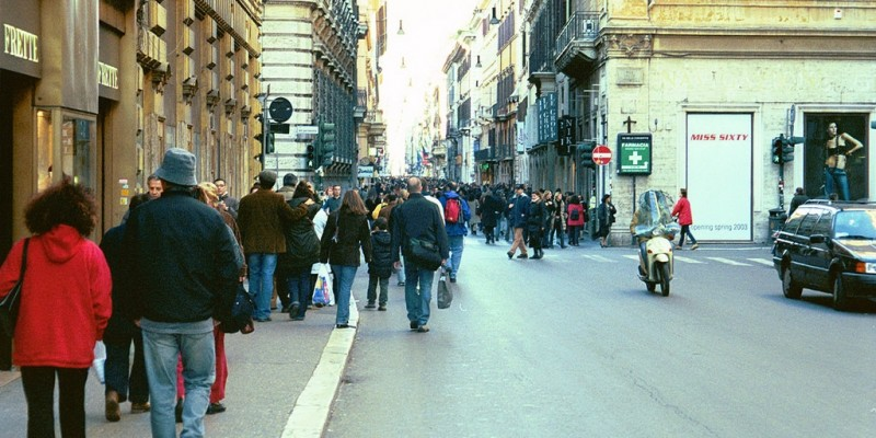 Saldi a Roma: tutti i locali dove mangiare, uno (o più) per ogni via dello shopping