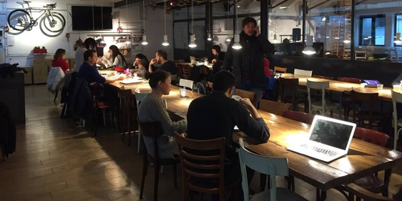 I locali dove puoi mangiare e lavorare a Milano