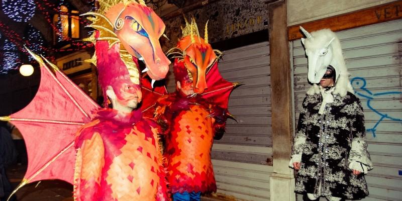 Tutte le feste in maschera da non perdere al Carnevale di Venezia 2016