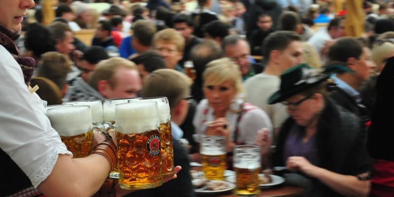 Oktoberfest di Monaco, 5 motivi per andarci almeno una volta nella vita