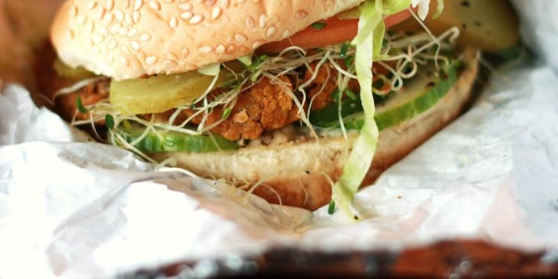 9 hamburger VEGATARIANI a Bari