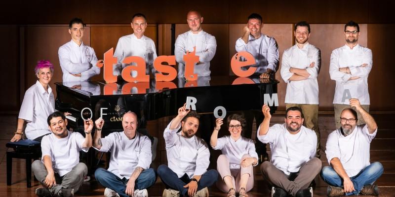 Taste of Roma 2017, torna il festival degli Chef