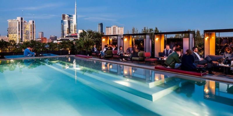 Le terrazze più belle di Milano: i ristoranti e i cocktail bar con vista sulla città
