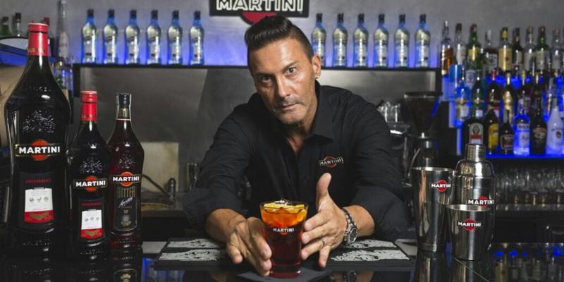 Maurizio dell'Exotic e il suo segreto per un happy hour perfetto