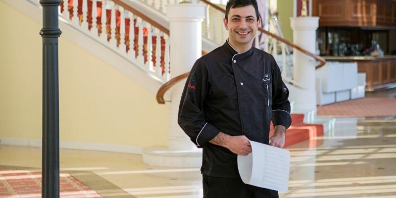 Intervista a Dario Stragapede di Matka Gourmet Restaurant