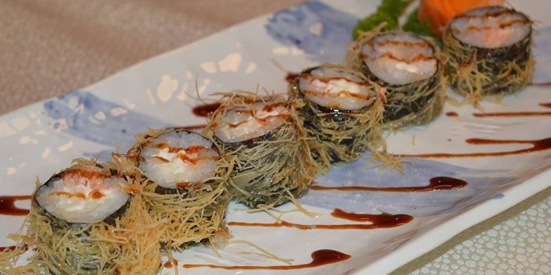 Sushi a domicilio a Roma: l'Oriente arriva a casa