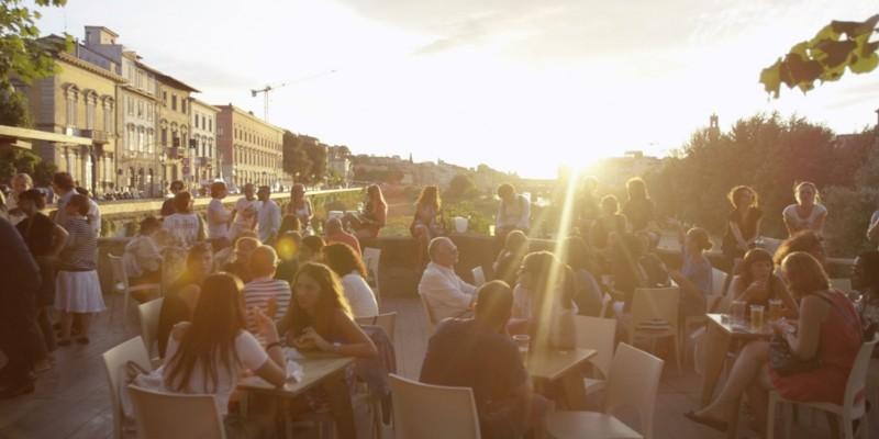 Locali estivi a Firenze, ecco dove rilassarsi dopo un allenamento all'aria aperta
