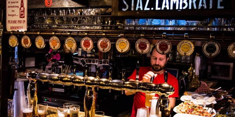 Birrifici e brew pub: dove bere una media a Milano
