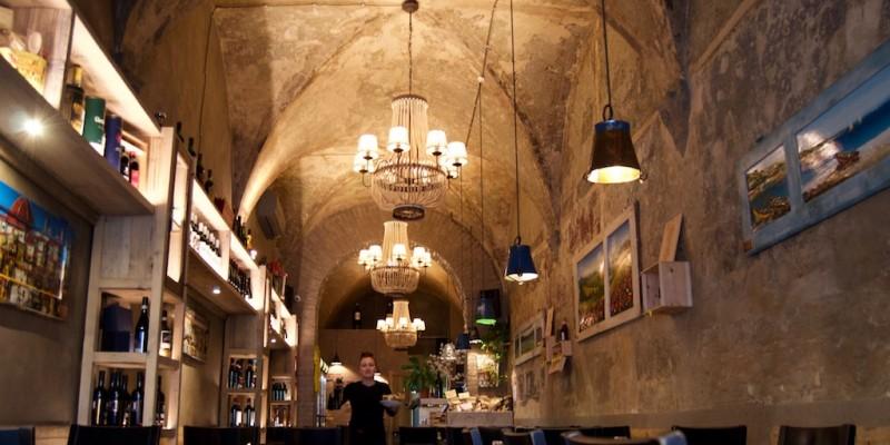 Brandolino, a cena in un ambiente familiare con piatti gourmet