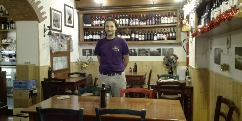 Osterie fiorentine: Claudio Fosi di Enoteca Il Grappolo spiega cosa rende speciale il suo locale