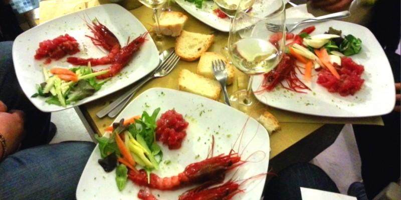 Pesce crudo a Firenze, i migliori ristoranti dove mangiare cruditè senza paure e rimpianti