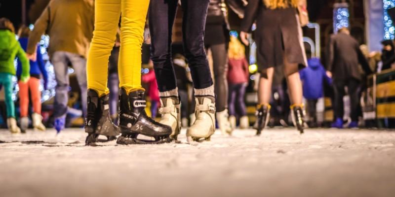 Dove pattinare sul ghiaccio a Roma