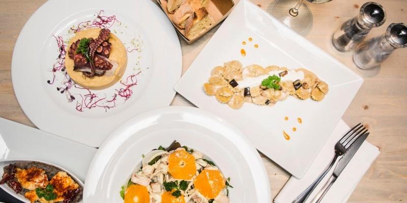 Il Mediterraneo in tavola servito da 12 ristoranti di Milano