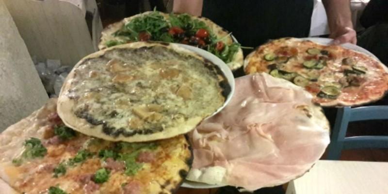 """La mia classifica delle 10 migliori pizze basse """"romane"""""""