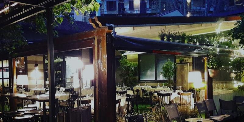 Ecco dove mangiare all'aperto anche d'inverno a Milano