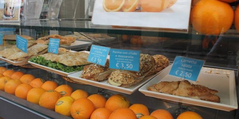 Pausa pranzo veloce a Firenze? Al bar è anche gourmet