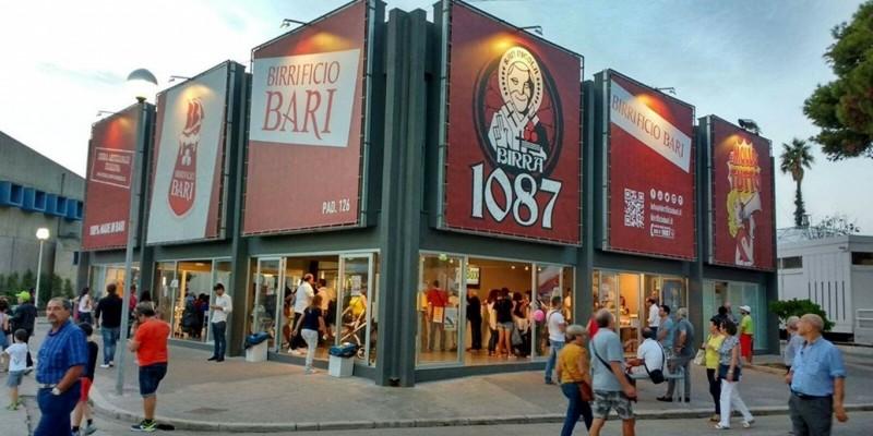 Apre il museo della birra a Bari
