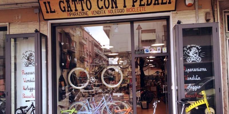 Le tappe da fare in bicicletta a Pescara, arrivando a Loreto Aprutino