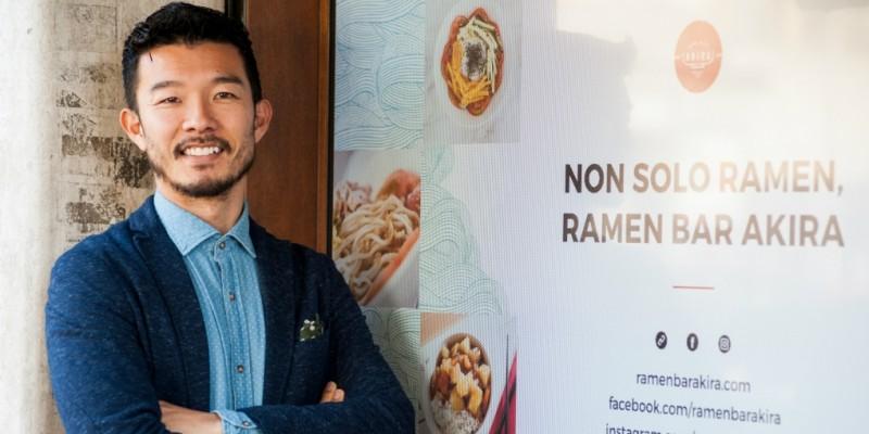 """La nuova sfida di Akira Yoshida: """"Non solo ramen. Ecco qual è la vera cucina giapponese"""""""