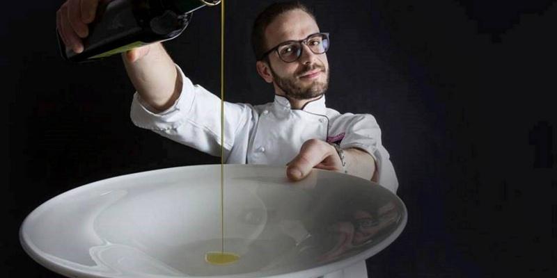 Intervista allo chef Simone Gottardello di EVO Bardolino