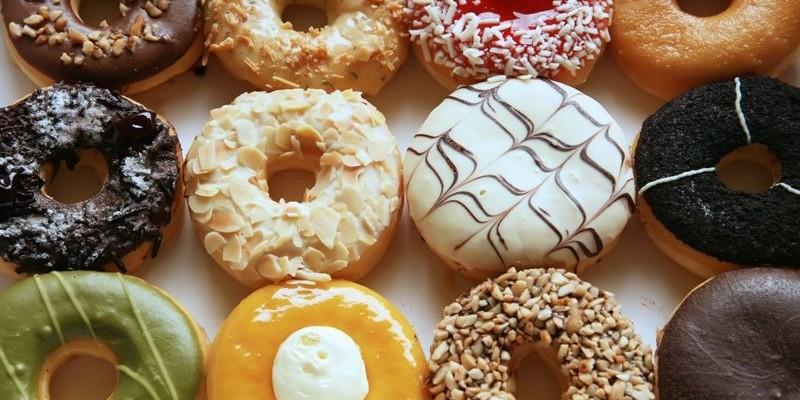 Ti consiglio 4 donuts da non perdere a Roma