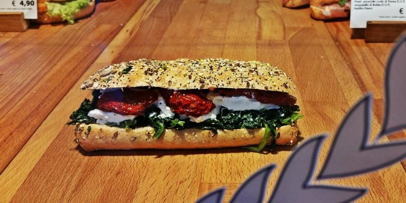 Il pranzo è fast ma il panino gourmet, anzi, Fuoriclasse
