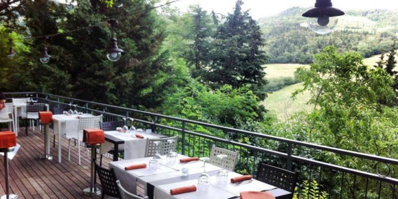 I ristoranti dove mangiare all'aperto a Firenze e dintorni