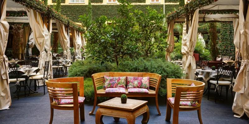 Ecco dove fare l'aperitivo negli hotel di lusso di Roma