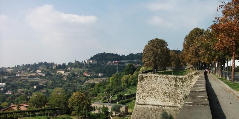 5 locali dove mangiare con vista sulla città di Bergamo