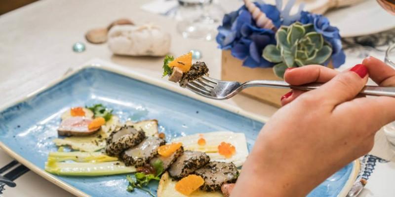 8 ristoranti di pesce a Roma per fare colpo