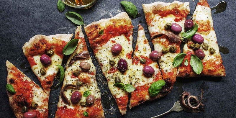 Com'è buona la pizza alla pala! Ecco le migliori 8 in Veneto