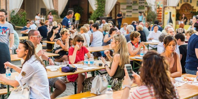 5 pizzerie top a Brescia