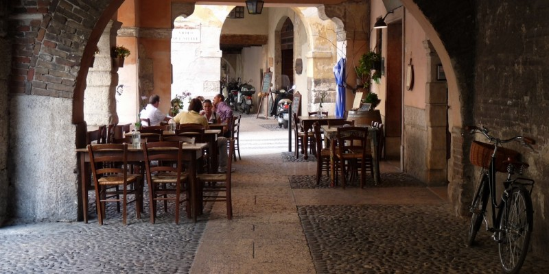 I ristoranti della Verona segreta, dove rimanere in incognito