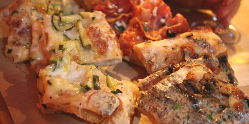 Pasta, pizza, sushi: dove pranzare al volo in Veneto e farlo con stile.