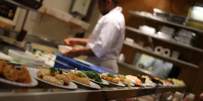 4 ristoranti di sushi per spendere meno di 22 euro