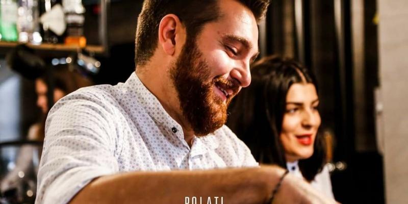 Ecco il Polati Caffè Vino e Cibo di Piazzola raccontato da Fabio