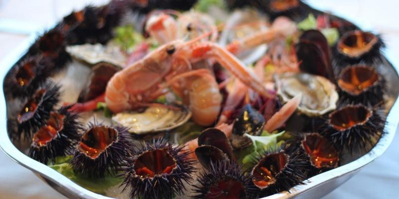 Festeggiare il pranzo di Natale al Brezza Marina
