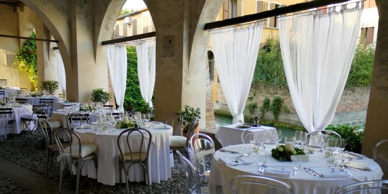 5 locali a Treviso e provincia dove mangi dentro un palazzo storico