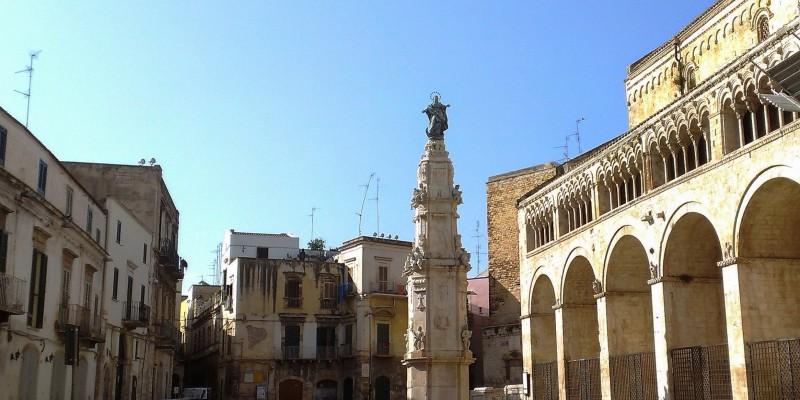I 4 centri storici di Bitonto, Giovinazzo, Barletta e Trani per mettersi a tavola