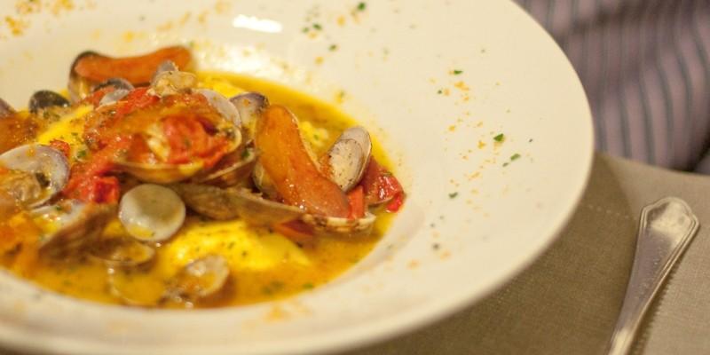Hosteria del Mare: ristorante di pesce a Roma che sa guidare nel suo menu
