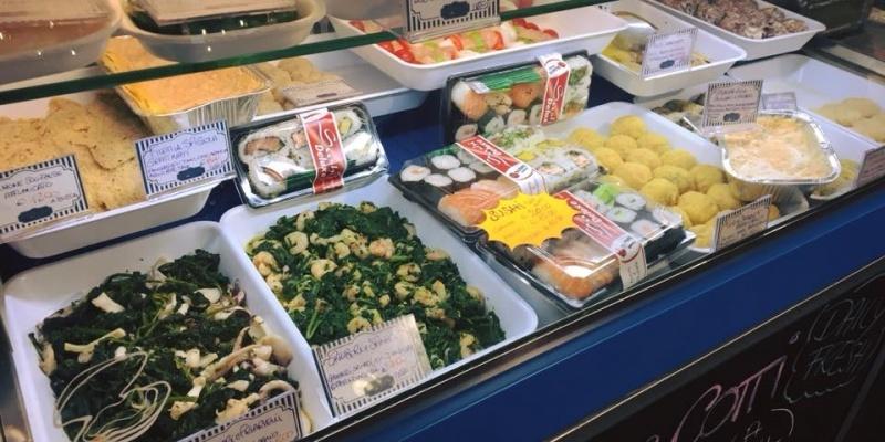 Mangiare al mercato a Roma: 6 banchi da non perdere