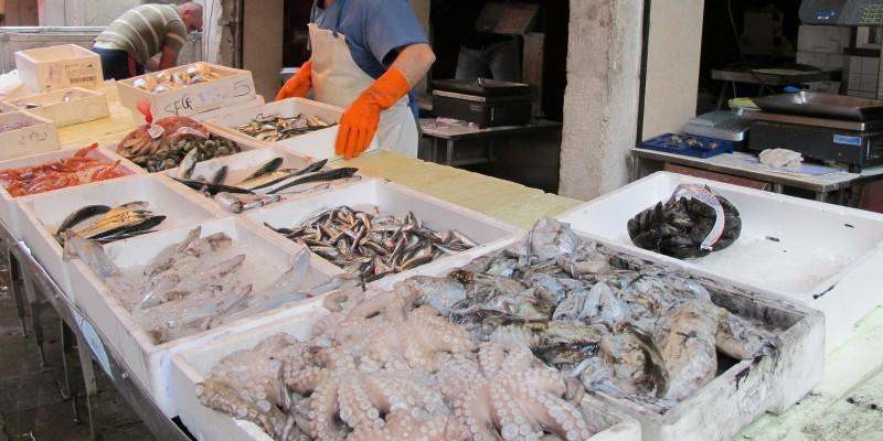 Pesce crudo a Venezia: dove mangiare delle ottime ostriche